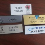 Lewis Howes Labels, Badges and Key Fobs