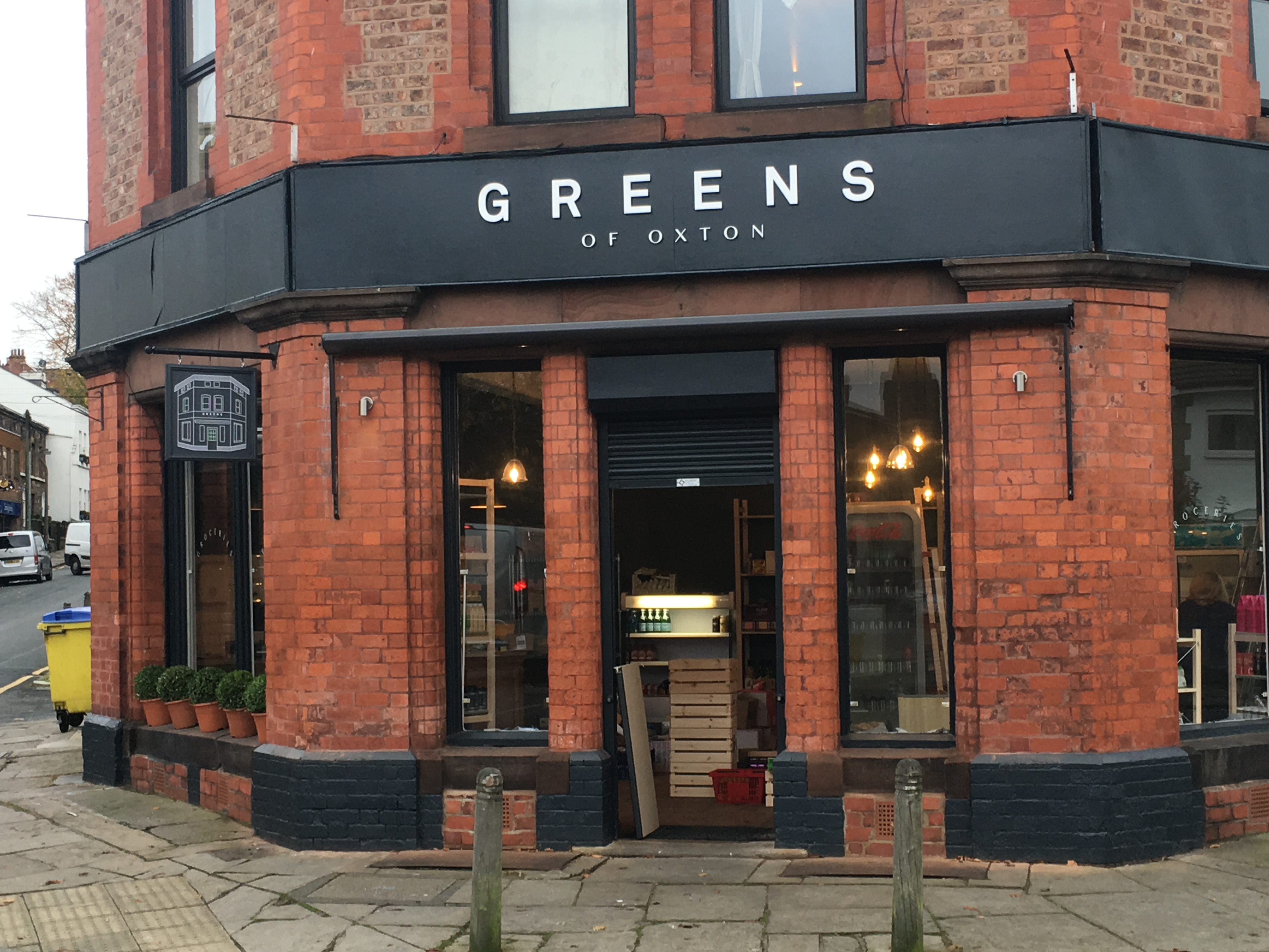 Greens of Oxton
