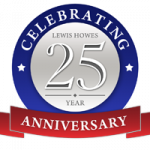 Celebrating our 25 years in business