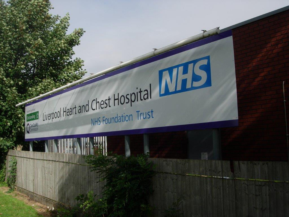Liverpool Heart & Chest Hospital